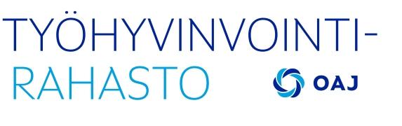 Työhyvinvointirahasto OAJ  logo. Linkki vie säätiön kotisivulle